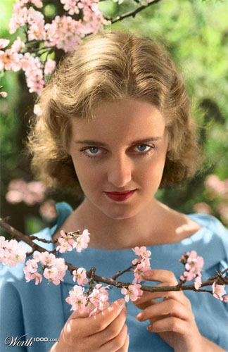 20+ Black and White photos composed to color of Pleasantville Pictures
