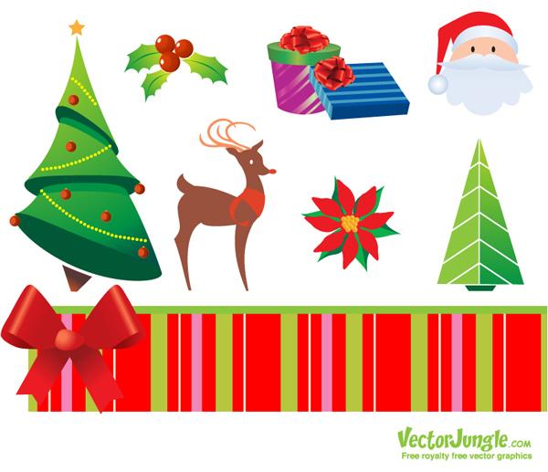 20+ Beautiful Christmas Web Icons Sets