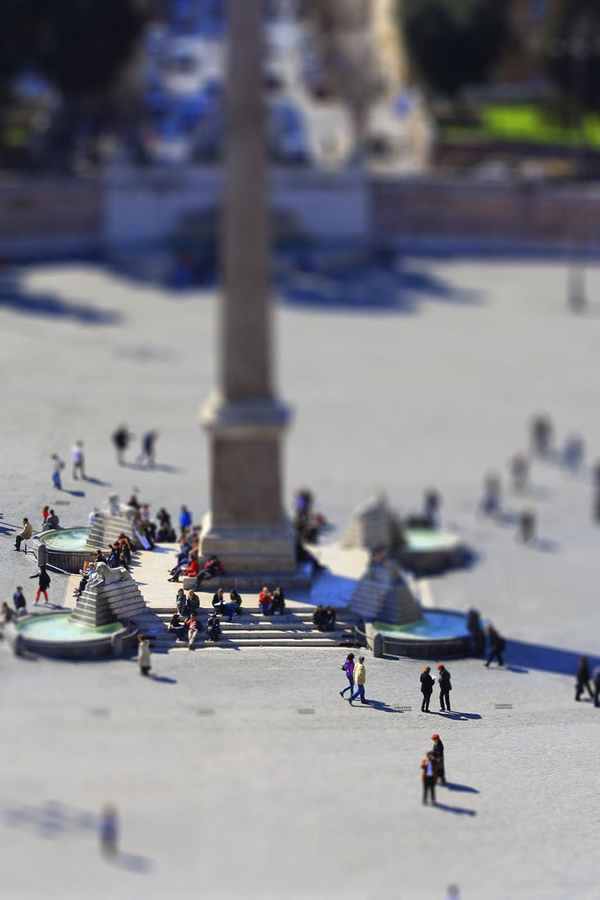 75+ Stunning Tiltshift Photography Collection