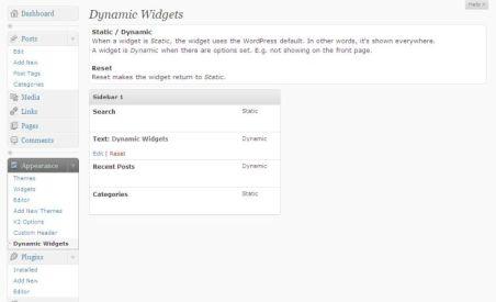 40 Most Popular Sidebar WordPress Plugins 1