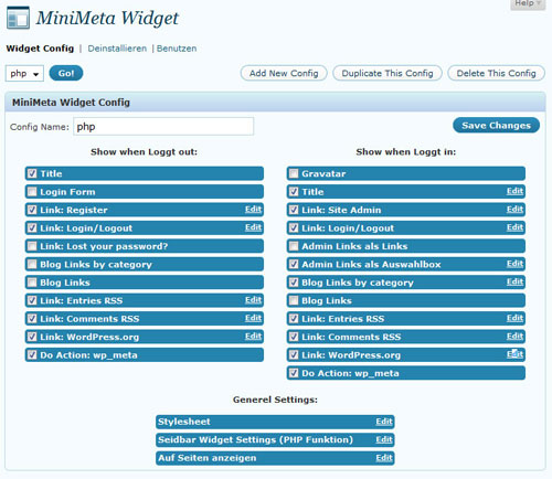 40 Most Popular Sidebar WordPress Plugins 7