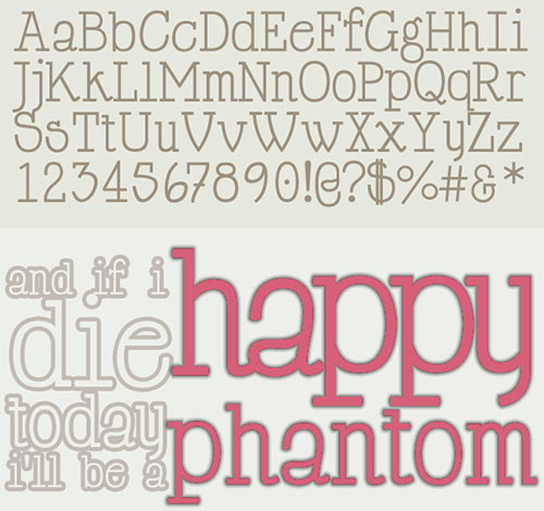 25 Fresh High Quality Free Fonts For Your Design 10