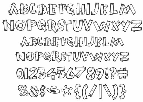 25 Fresh High Quality Free Fonts For Your Design 11