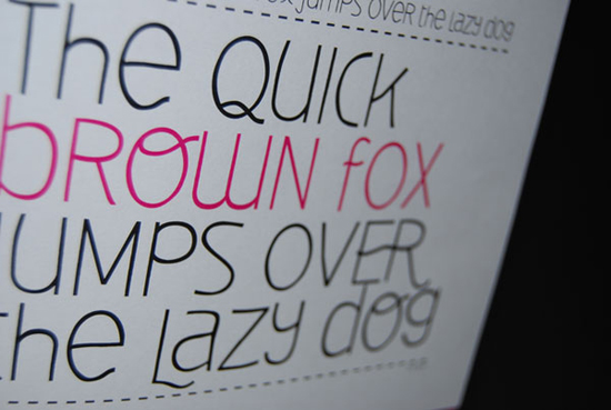 25 Fresh High Quality Free Fonts For Your Design 13