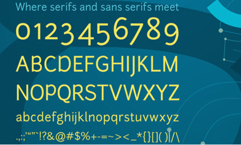 25 Fresh High Quality Free Fonts For Your Design 1