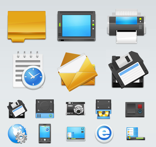 22 Beautiful Free Icon Sets For Your Next Design
