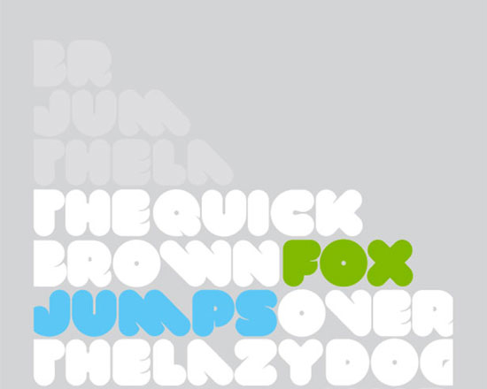 28 High Quality Fresh Free Fonts