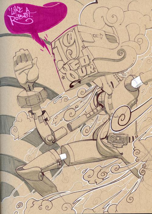 Fantastic Illustrations by Francisco Perez 37