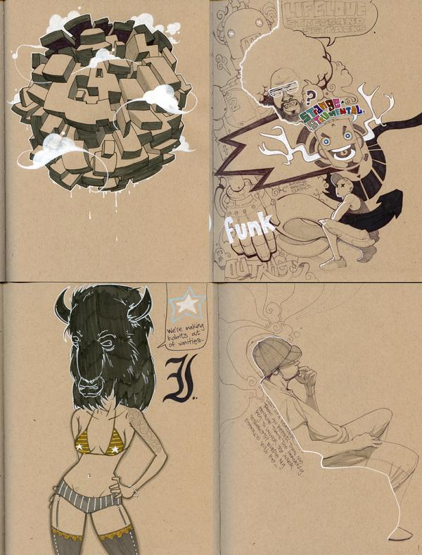 Fantastic Illustrations by Francisco Perez 11