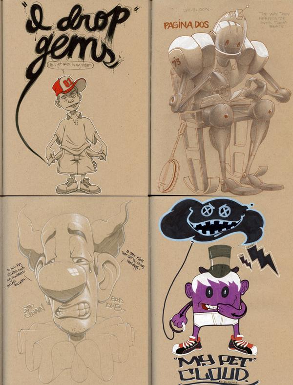 Fantastic Illustrations by Francisco Perez 12