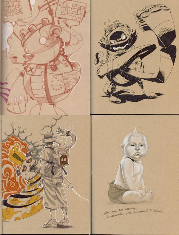 Fantastic Illustrations by Francisco Perez 13