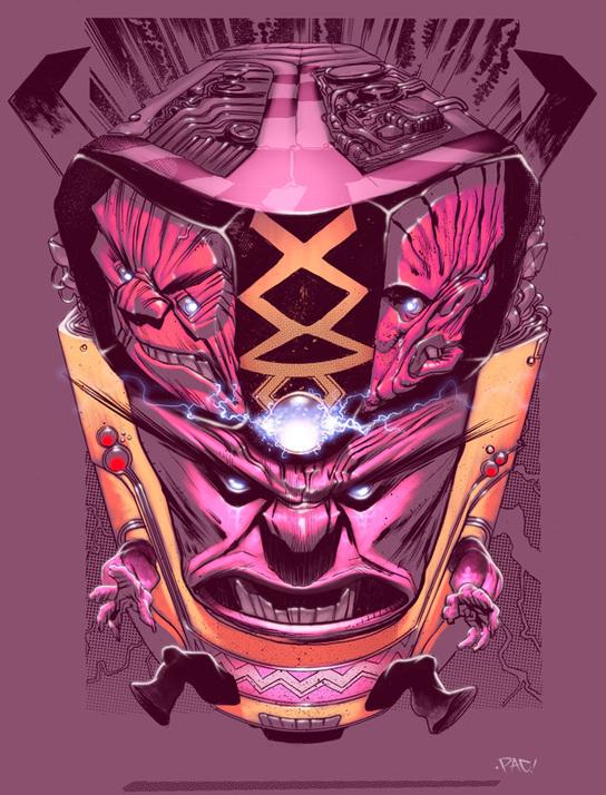 Fantastic Illustrations by Francisco Perez 18