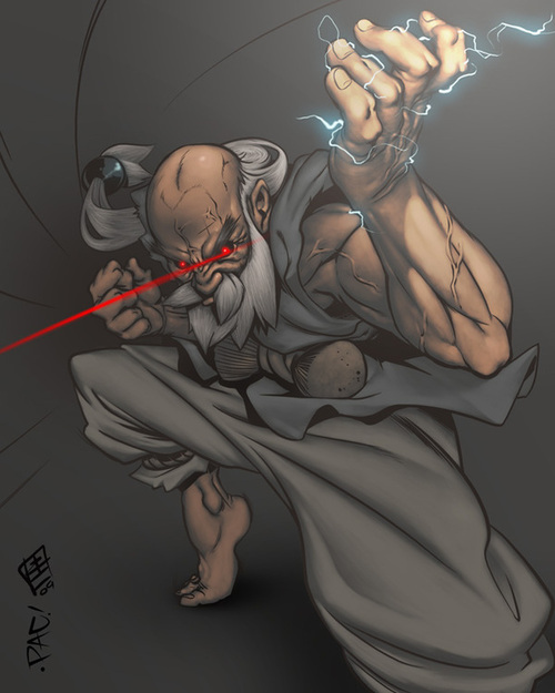 Fantastic Illustrations by Francisco Perez 27