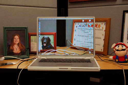 50 Awesome Transparent Screen Trick Photos 15