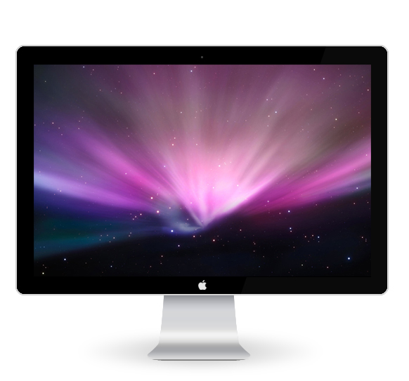 Create a Realistic Apple LED Cinema Display in Photoshop