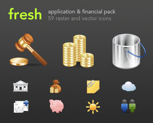30 Fresh Free Icon Sets For Web Designers And Developers