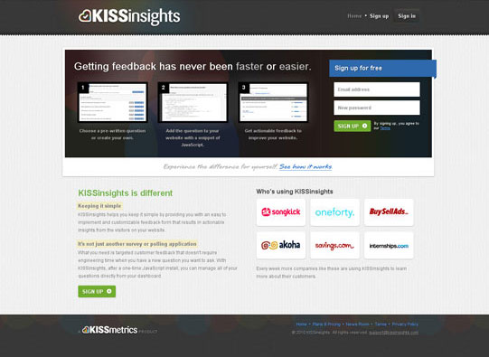 30+ Beautiful DIV/CSS Web Designs To Inspire You 8