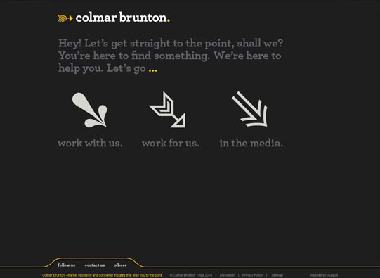 30+ Beautiful DIV/CSS Web Designs To Inspire You 20