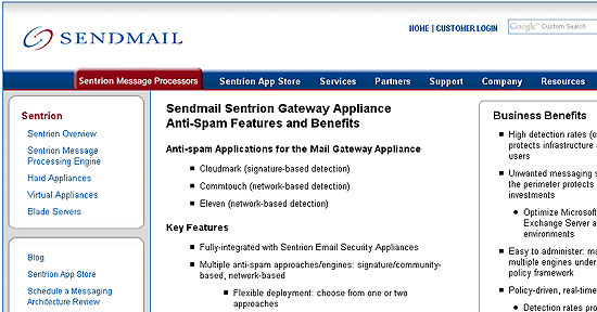 10+ Email Anti Spam Gateway Websites