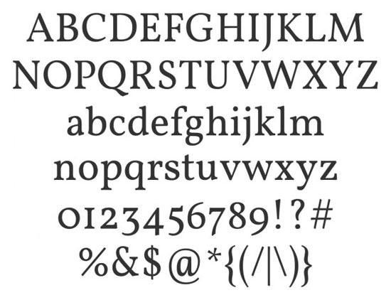 14 High Quality Fresh Free Fonts 8