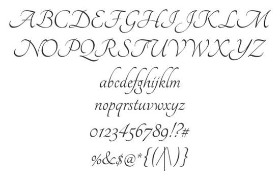 14 High Quality Fresh Free Fonts 7