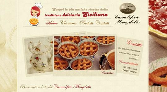 Showcase of Beautiful Restaurant Websites 26