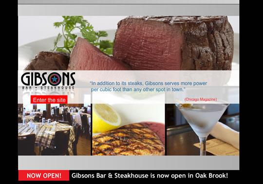 Showcase of Beautiful Restaurant Websites 35