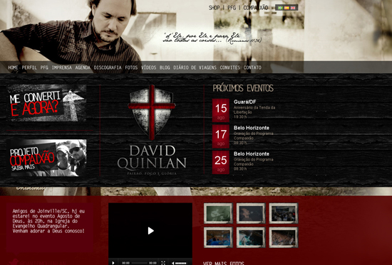 35 Beautiful DIV/CSS Web Designs For Your Inspiration 3