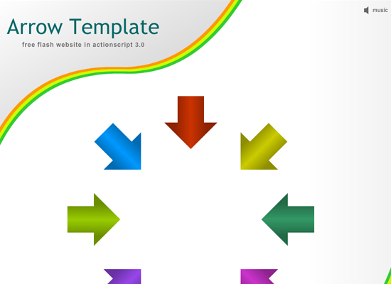 20 Free Flash Templates With Source File 15