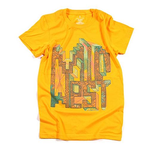 31 Stylish Typography T-Shirt Designs 11