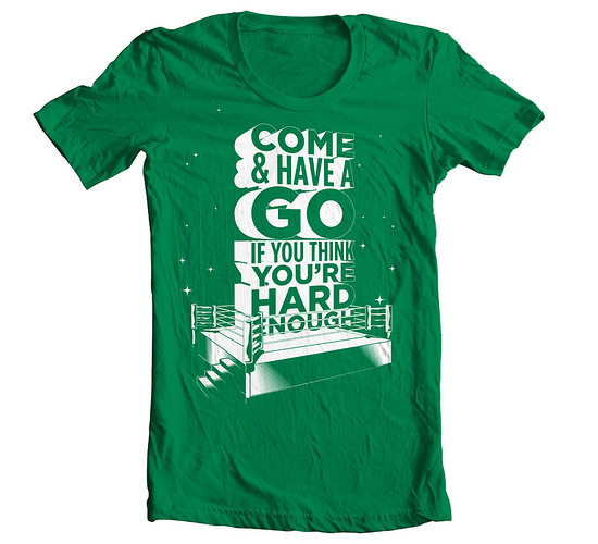 31 Stylish Typography T-Shirt Designs 12