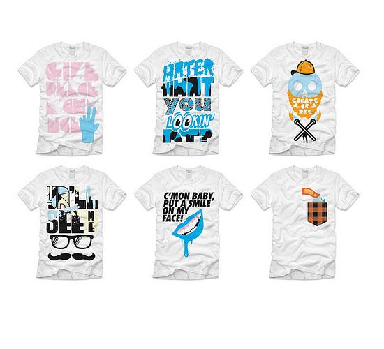 31 Stylish Typography T-Shirt Designs 13