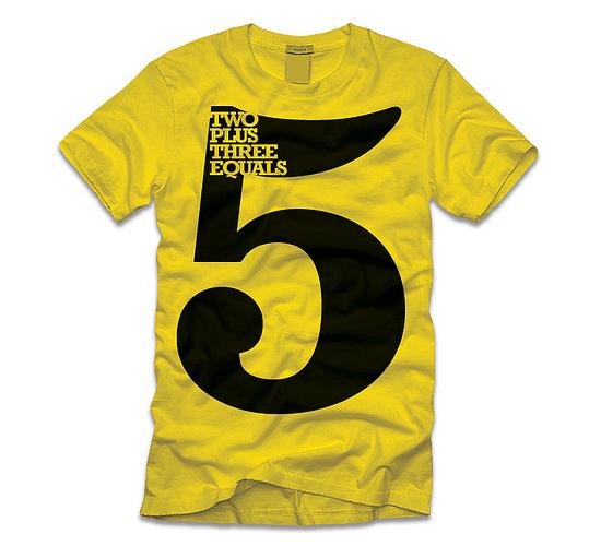 31 Stylish Typography T-Shirt Designs 3