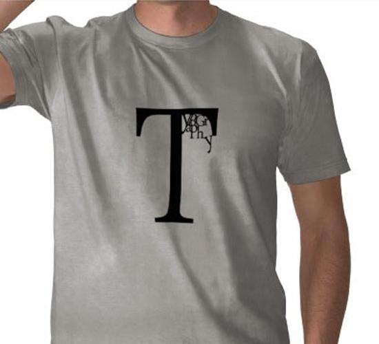 31 Stylish Typography T-Shirt Designs 20