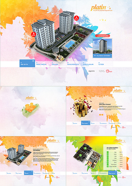 20 Beautiful Out of the Box Web Design Interfaces 12
