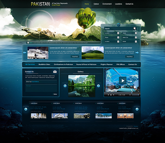 20 Beautiful Out of the Box Web Design Interfaces 8