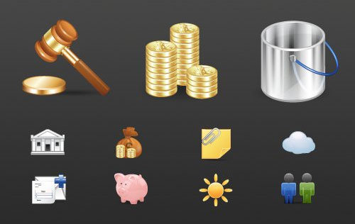 Best Free E-Commerce Icons For Web Designers 9