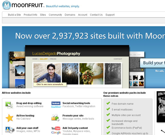 20 Useful Resources to Make your own Website for Free 12
