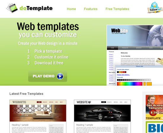 20 Useful Resources to Make your own Website for Free 14
