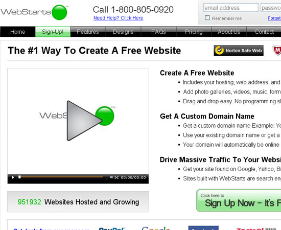 20 Useful Resources to Make your own Website for Free 15