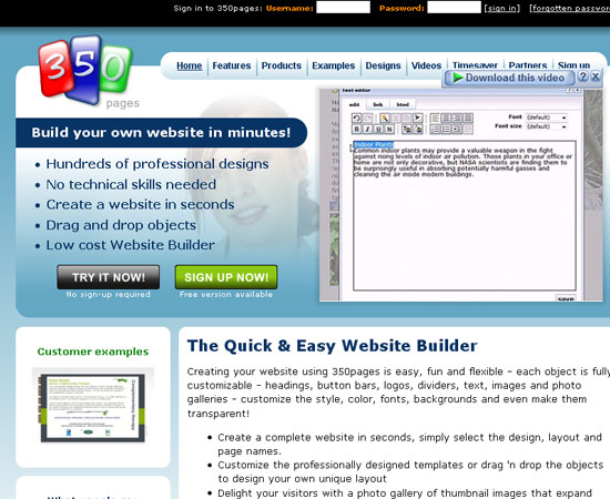 20 Useful Resources to Make your own Website for Free 7
