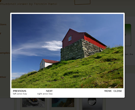 20 Most Efficient jQuery Lightbox Plugins 11