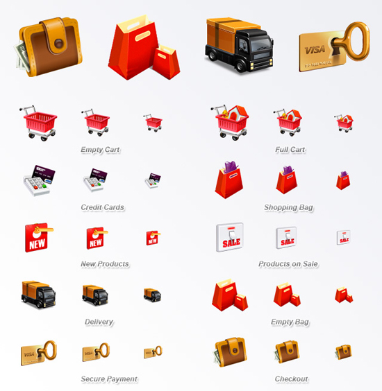 Free Latest Web Design Icons Collection For September 3