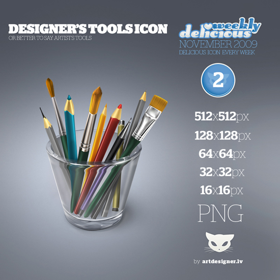 Free Latest Web Design Icons Collection For September 1