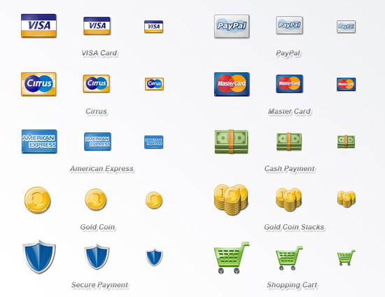 Free Latest Web Design Icons Collection For September 2