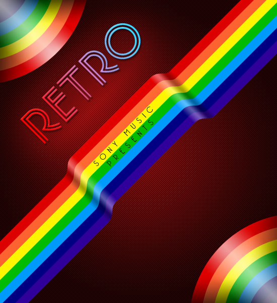 Create a Retro Music CD Cover with Photoshop and Illustrator 62