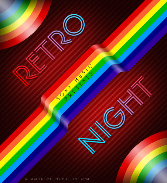 Create a Retro Music CD Cover with Photoshop and Illustrator