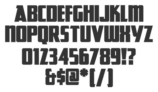 Free Sans Serif Fonts Ultimate Collection Part 1 10