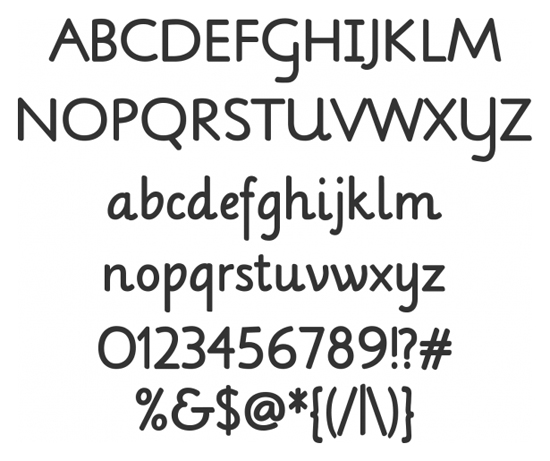 Free Sans Serif Fonts Ultimate Collection Part 1 15