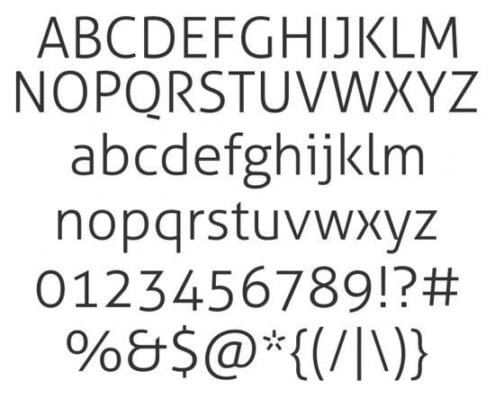 Free Sans Serif Fonts Ultimate Collection Part 1 2